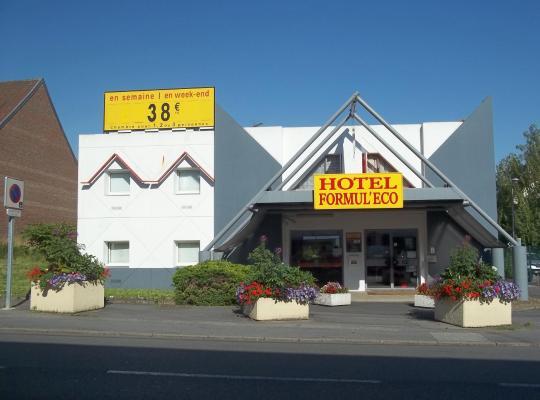 Hotel photos: Formul'Eco