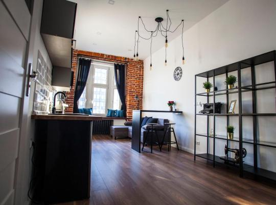 Hotel photos: Apartament LOFT Industrial EC1