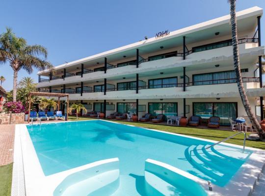 Fotografii: VIP Apartamentos Nogal- Adults Only