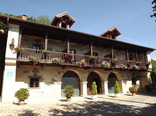 Φωτογραφίες του ξενοδοχείου: Hotel Spa Casona La Hondonada
