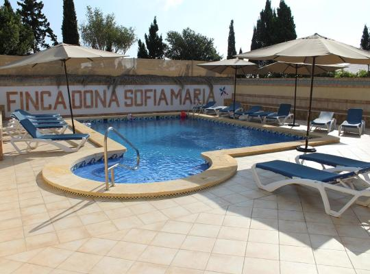 होटल तस्वीरें: Finca Doña Sofia Maria