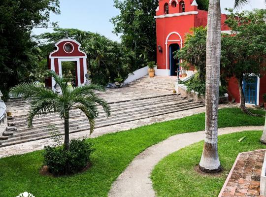 ホテルの写真: Hacienda Dzina