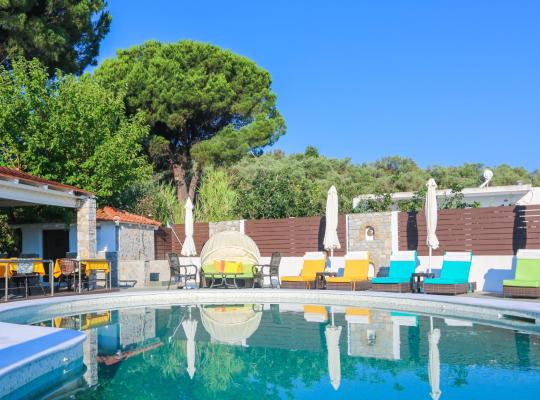 Hotel bilder: Skiathos Island Suites