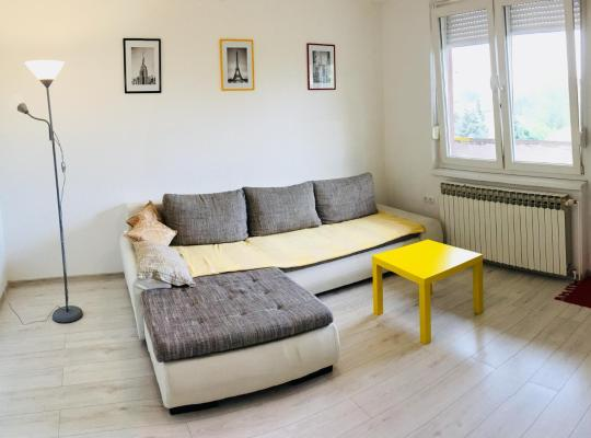 Foto dell'hotel: Apartment Šlezak, Stanka Vraza 8C