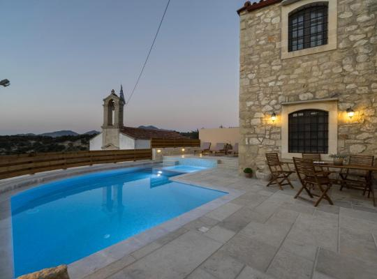 Hotel foto 's: Traditional Stone Villa in Rethymno