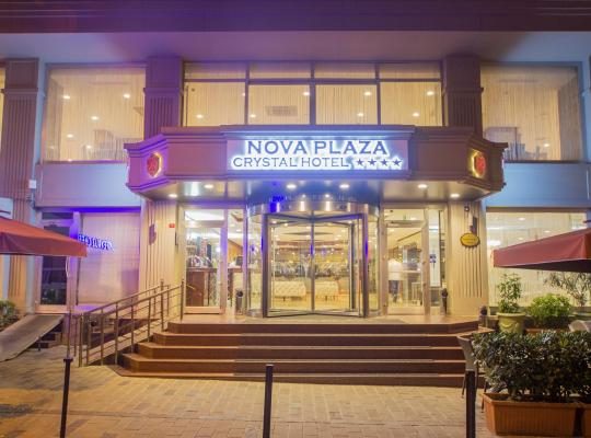 Hotellet fotos: Nova Plaza Crystal Hotel
