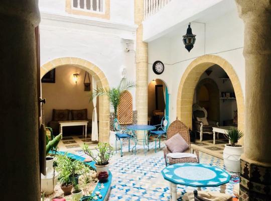 Hotellet fotos: Riad Lalla Zina