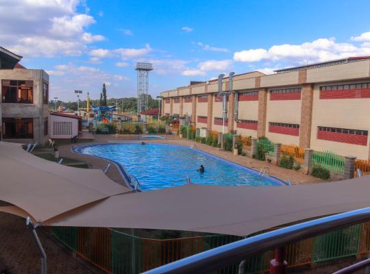 होटल तस्वीरें: Maxland Hotel
