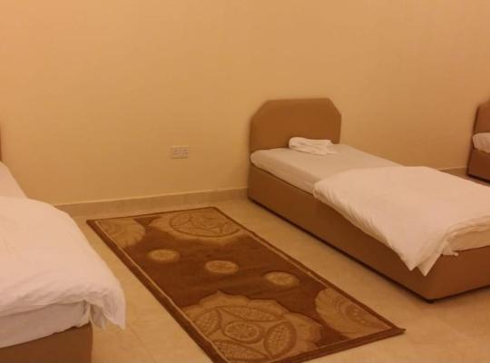 Хотел снимки: شقة ثلاث غرف