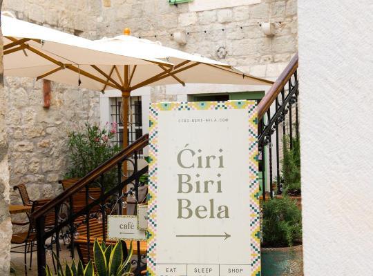 Képek: Ćiri Biri Bela boutique hostel