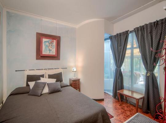Hotel foto 's: Villa Azzurra - Genova Resort B&B Accomodations