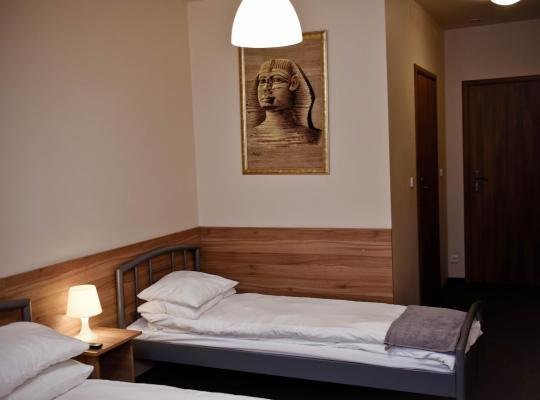 Hotellet fotos: Pensjonat Malaga