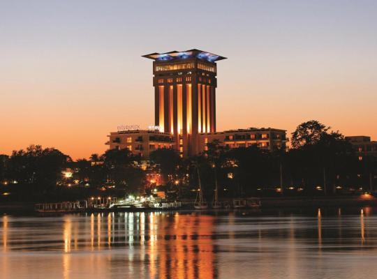 Képek: Mövenpick Resort Aswan