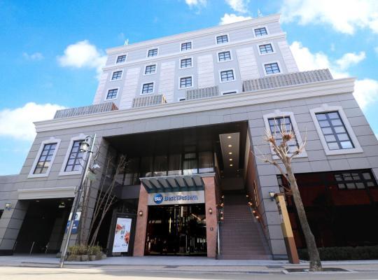 Viesnīcas bildes: Best Western Hotel Takayama