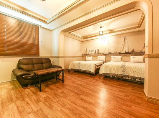 Foto dell'hotel: Q Hotel Yongin