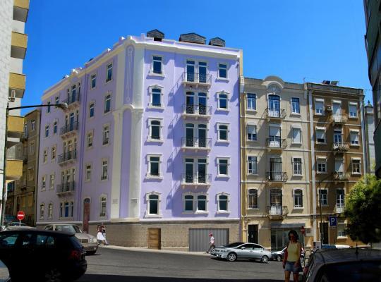 Hotellet fotos: My Place - Lisbon Lounge Suites
