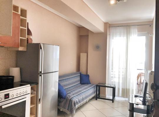Hotel bilder: Pireaus Port Cosy apartment Wifi AC