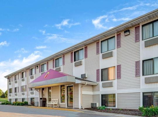 ホテルの写真: Super 8 by Wyndham Omaha I-80 West