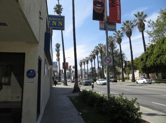 호텔 사진: Budget Inn Hollywood