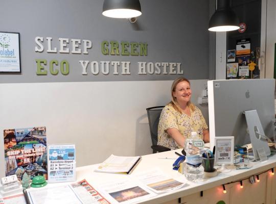 Hotellet fotos: Sleep Green - Certified Eco Youth Hostel