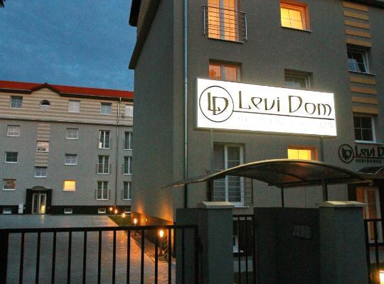 Otel fotoğrafları: Levidom Residence Rooms