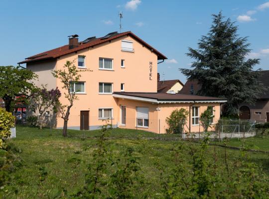 Hotellet fotos: Hotel Hirschen Garni