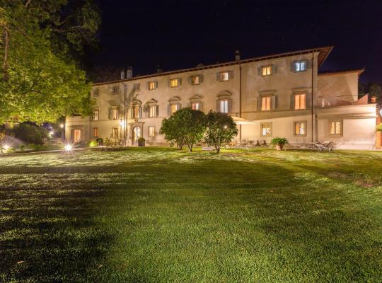 Фотографии гостиницы: Villa Pitti Amerighi - Residenza d'Epoca