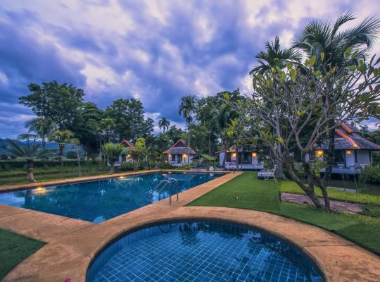 Hotel fotografií: Bura Lumpai Resort