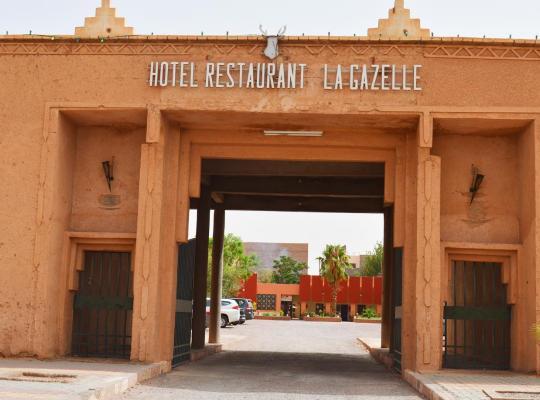 酒店照片: Hotel La Gazelle