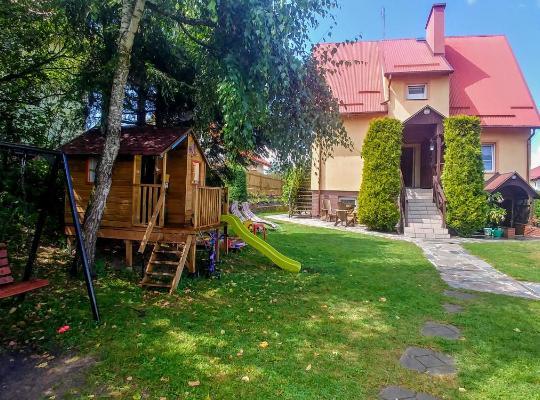 Φωτογραφίες του ξενοδοχείου: Agroturystka Na Zaciszu