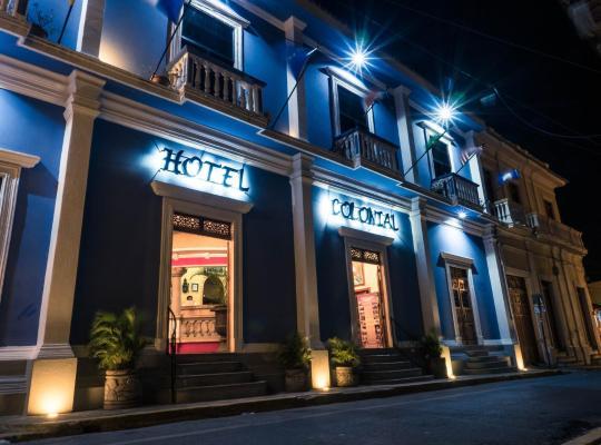 Φωτογραφίες του ξενοδοχείου: Hotel Colonial Granada