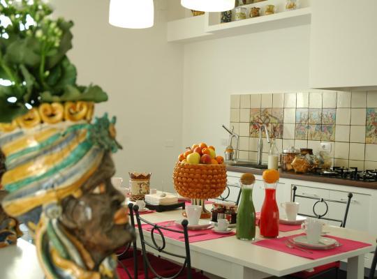 Фотографии гостиницы: Casa Alba B&B Siciliano