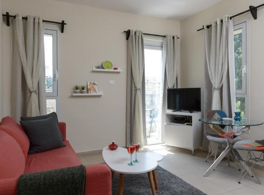 Hotel bilder: Dinami Apartments - Central Tel Aviv