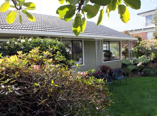 Otel fotoğrafları: Cozy Garden House