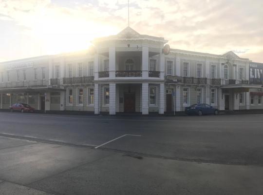 Fotografii: Grand Hotel - Whangarei