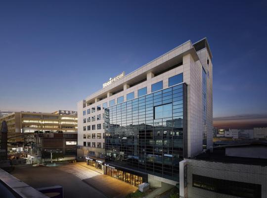 Hotel bilder: Staz Hotel Myeongdong 1