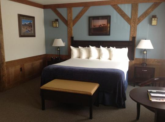 Hotel foto: The Haber Motel
