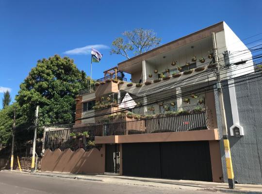 Хотел снимки: Palmira Hostel