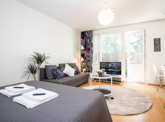 Hotelfotos: Guest Apartment Tuuttikuja