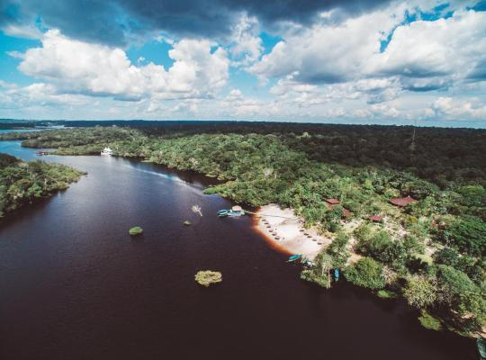 Zdjęcia obiektu: Amazon Ecopark Jungle Lodge