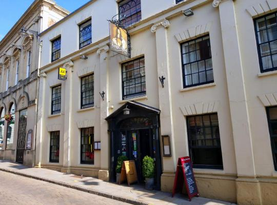 Fotos de Hotel: The Kings Head Hotel