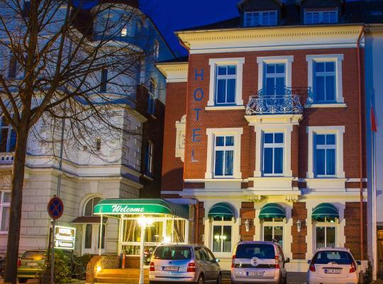 Otel fotoğrafları: Hotel Hanseatic