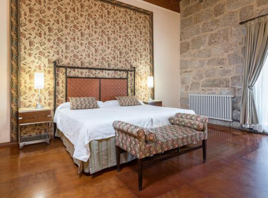 Фотографии гостиницы: Eurostars Monumento Monasterio de San Clodio Hotel & Spa