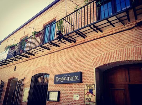 Hotel bilder: Posada Plaza Mayor de Alaejos