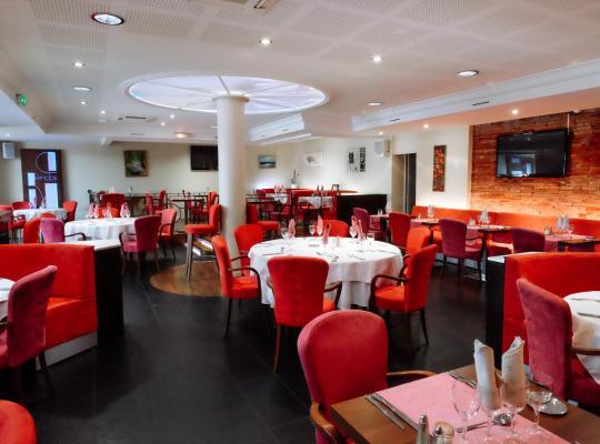 酒店照片: Motel Restaurant l'Enclos