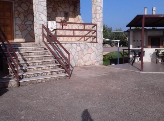 Хотел снимки: Contrada Caprio