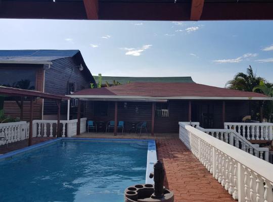 Hotel foto: Cabañas Laguna beach