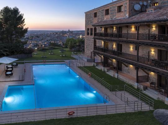 Фотографії готелю: Parador de Toledo