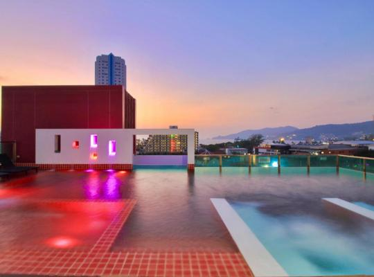 Fotos do Hotel: SLEEP WITH ME HOTEL design hotel @ patong