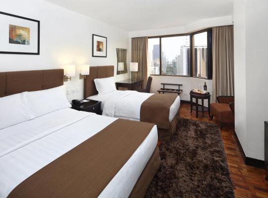 Képek: City Garden Hotel Makati